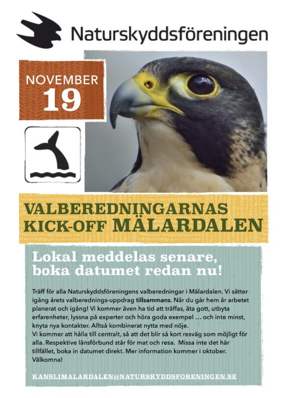 Valberednings Kick-off boka